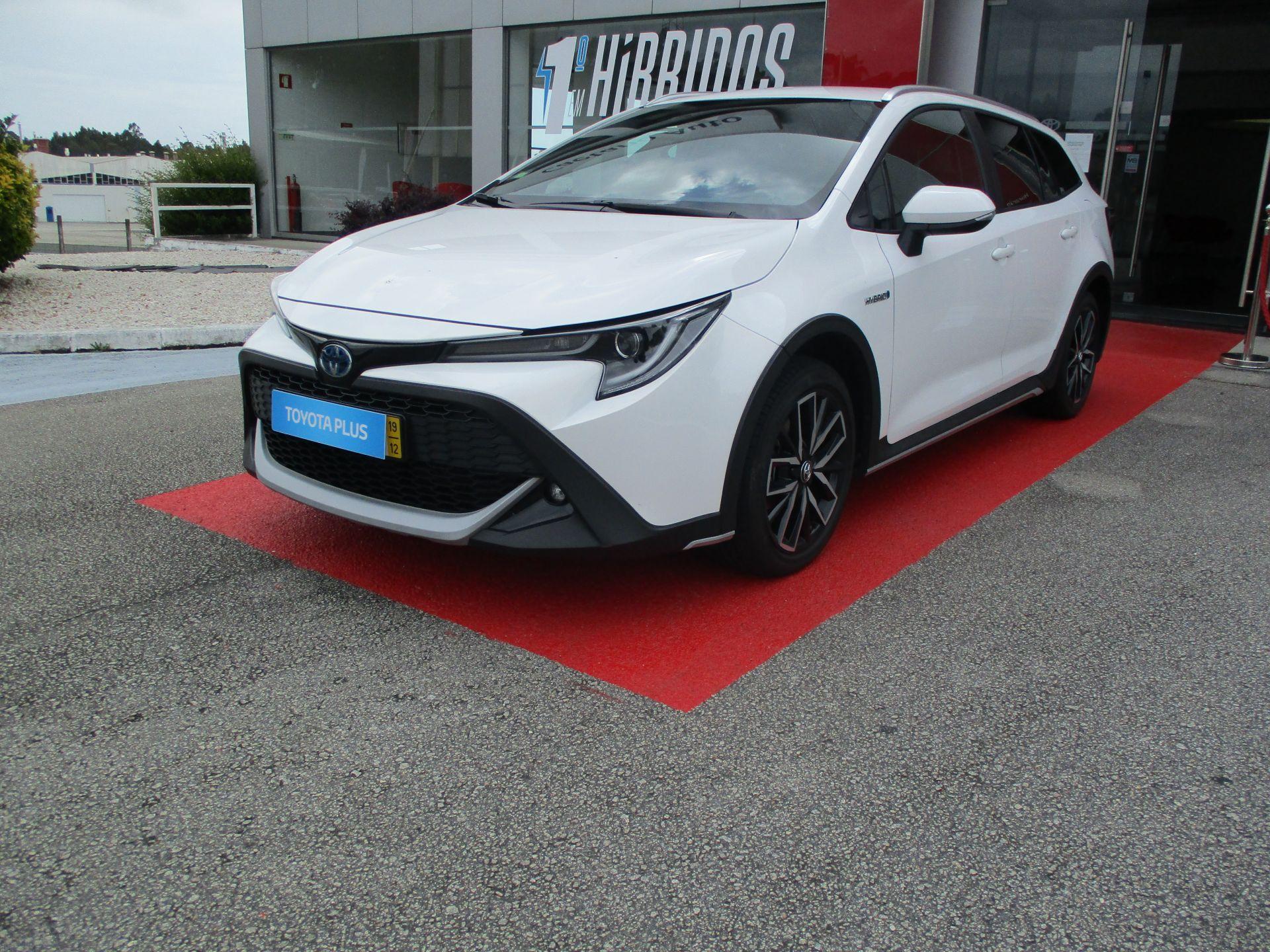 Toyota Corolla Corolla T1.8 Hybrid TREK segunda mão Aveiro