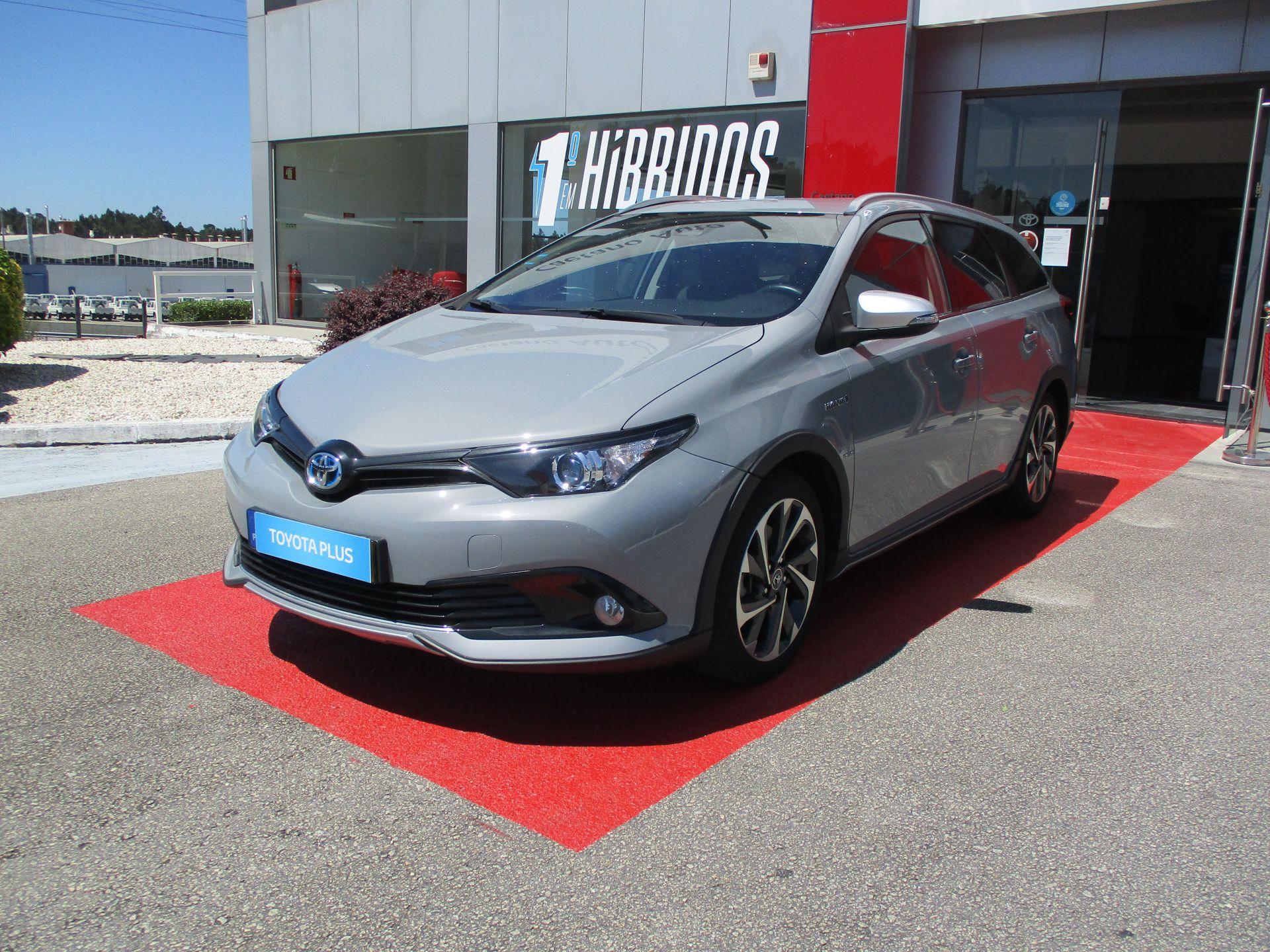 Toyota Auris Auris T1.8 Hybrid Freestyle segunda mão Aveiro