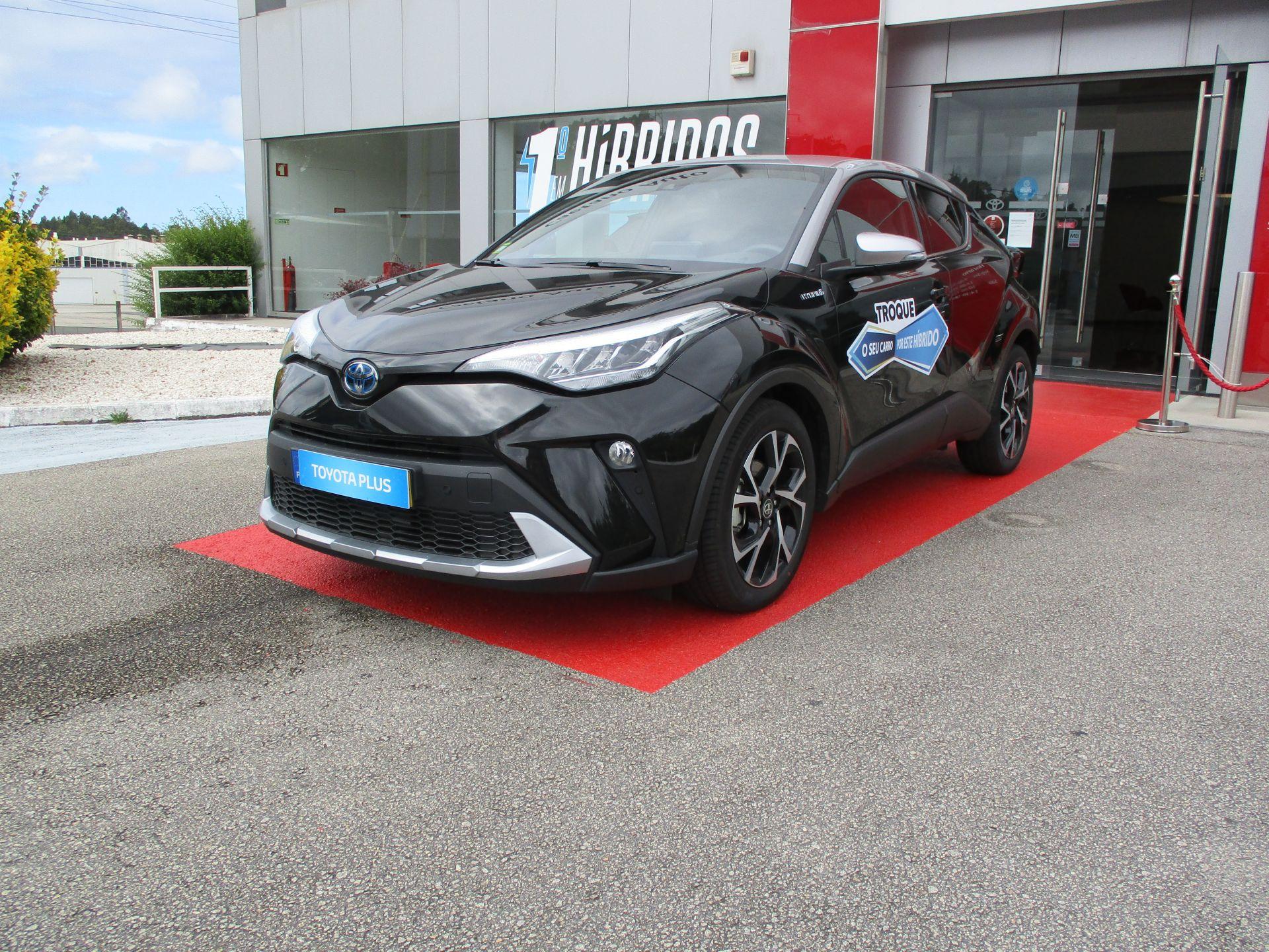 Toyota C-HR C-H1.8 Hybrid SQUARCollection segunda mão Aveiro