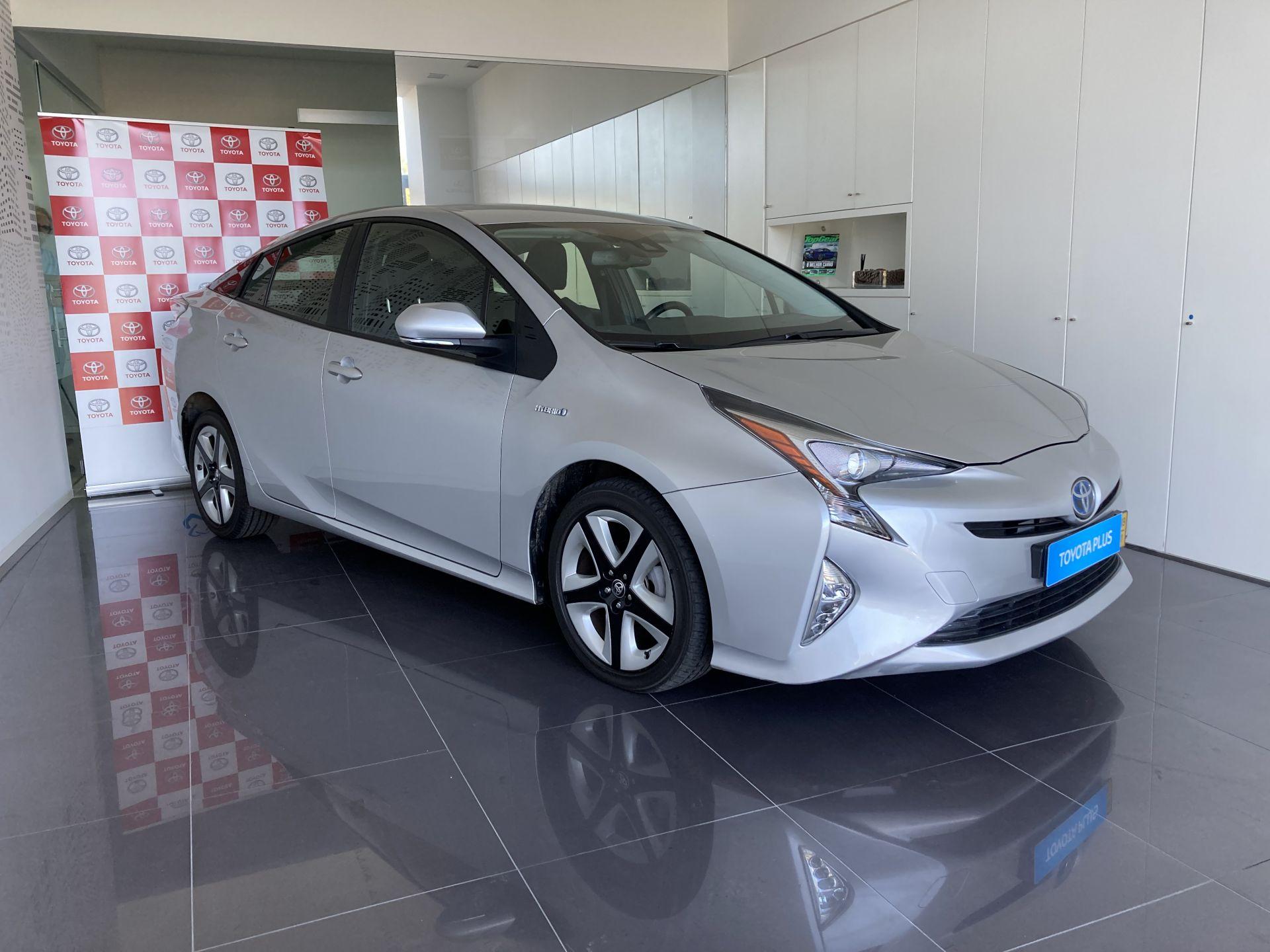 Toyota Prius Prius 1.8 Hybrid Luxury + Pele segunda mão Lisboa