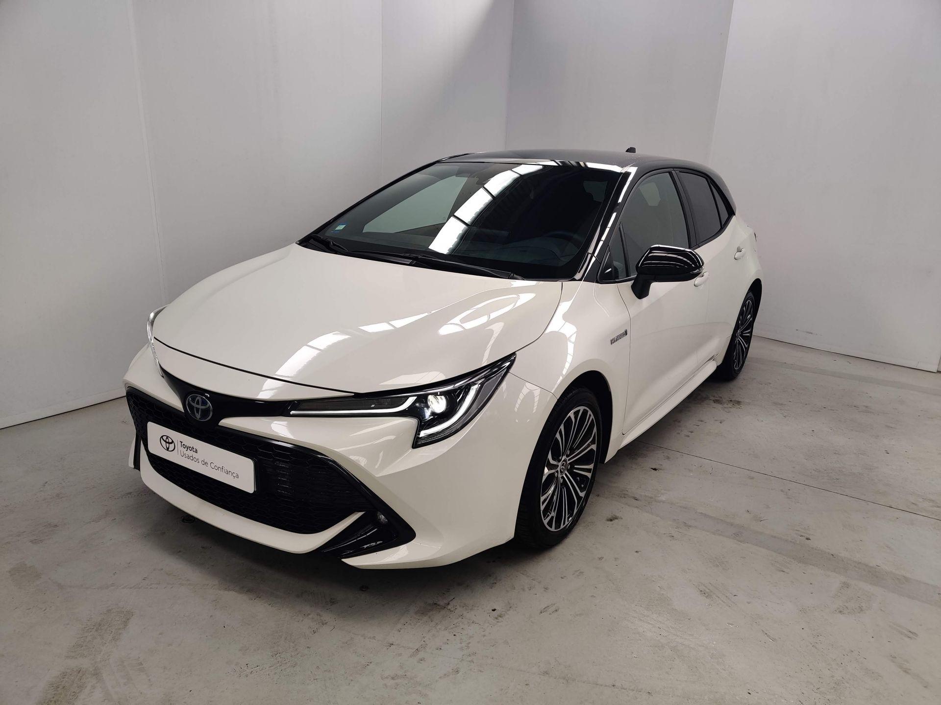 Toyota Corolla 1.8 Hybrid SQUARE Collection segunda mão Braga