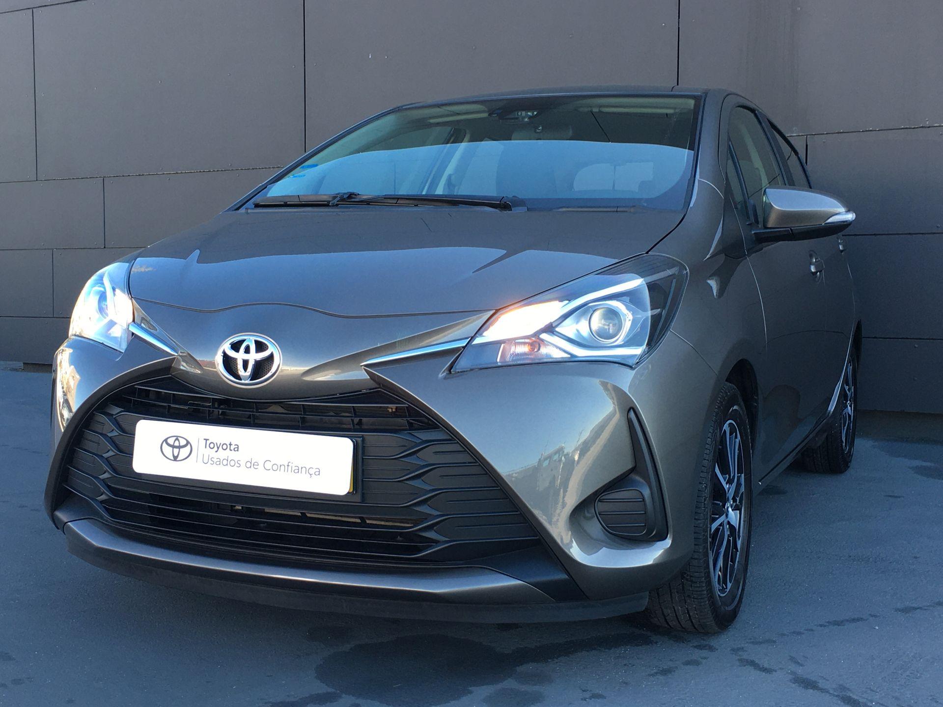 Toyota Yaris Yaris 1.0 5P Comfort usada Faro