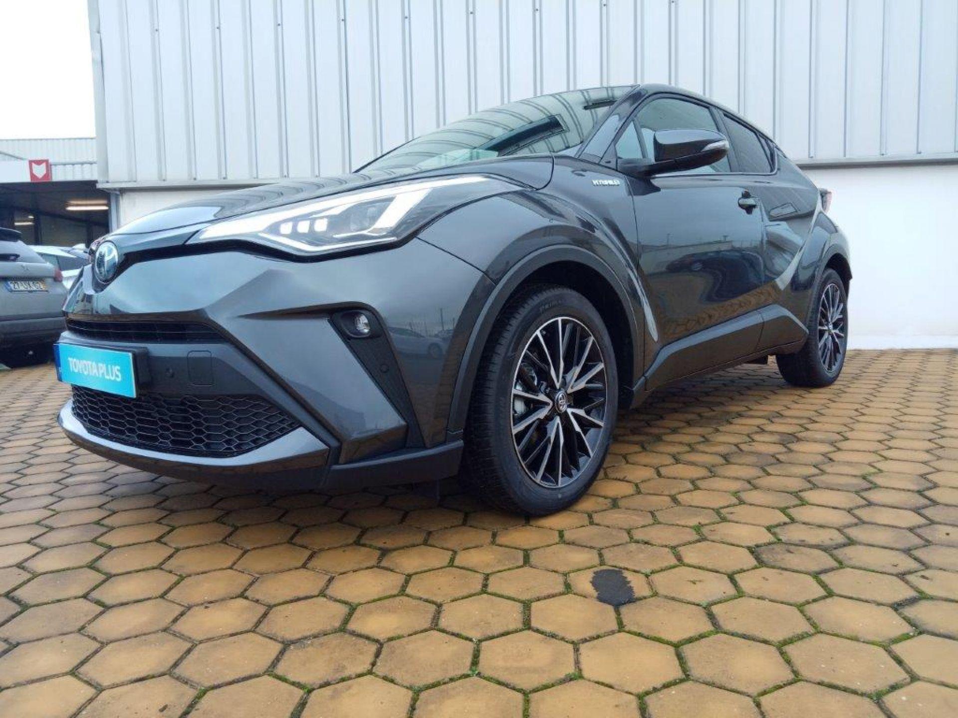 Toyota C-HR C-HR 2.0 Hybrid Dynamic Force Exclusive + Pack Luxury segunda mão Setúbal