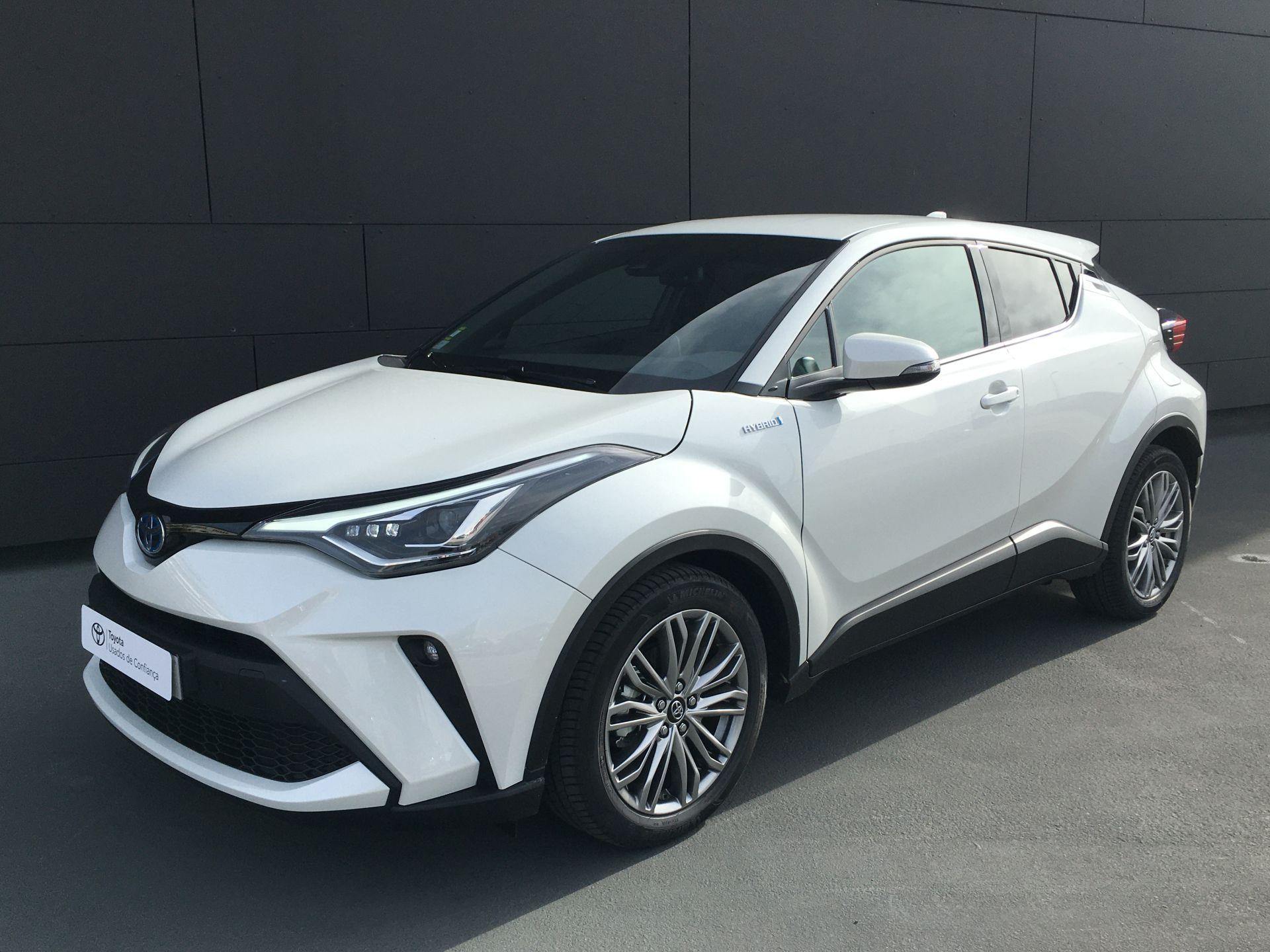 Toyota C-HR C-HR 1.8 Hybrid Exclusive usada Faro