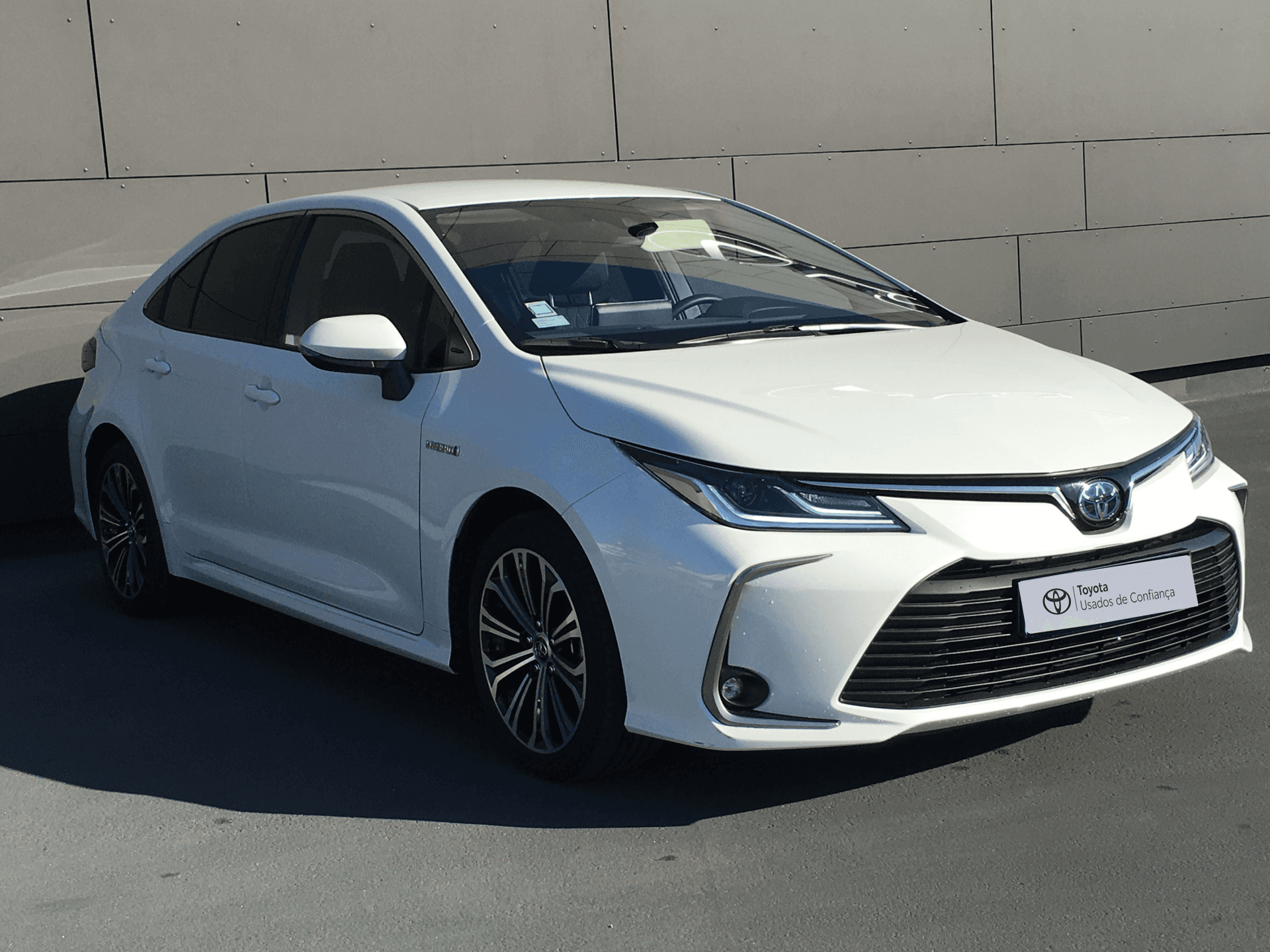 Toyota Corolla 1.8 Hybrid Exclusive + NAVI usada Faro