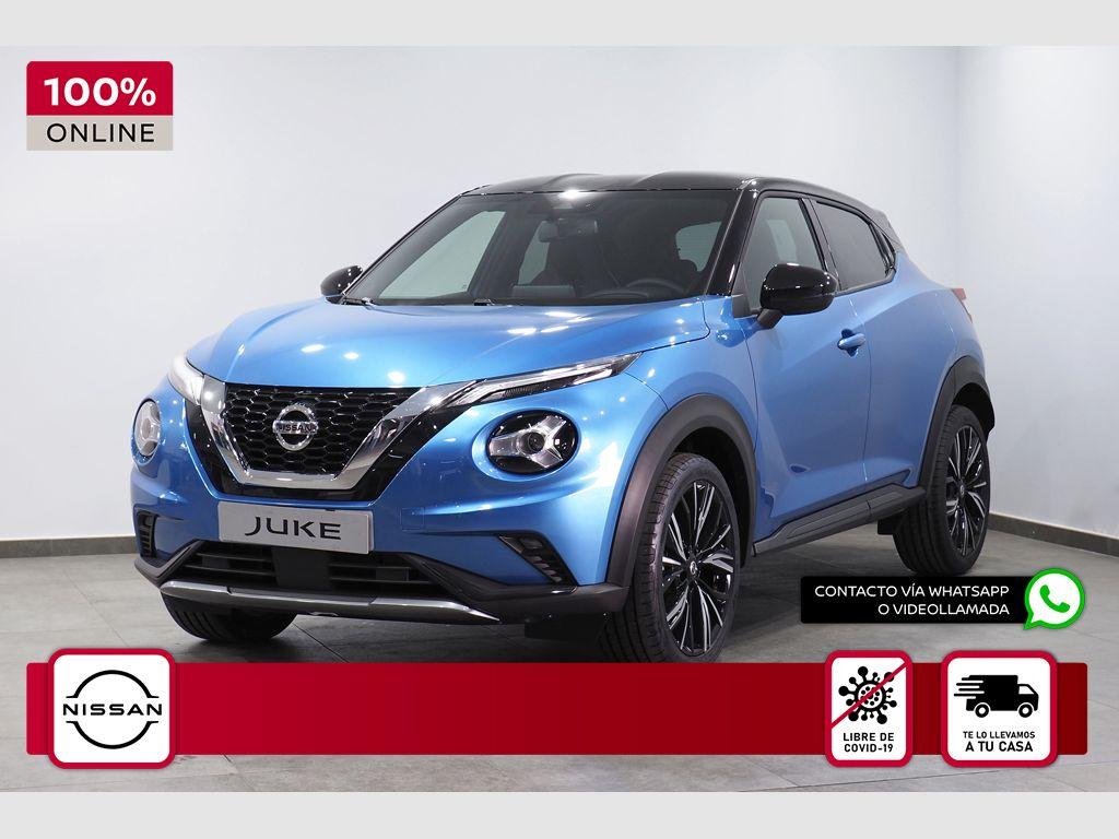 Nissan JUKE DIG-T 84 kW N-Design Active Bitono N