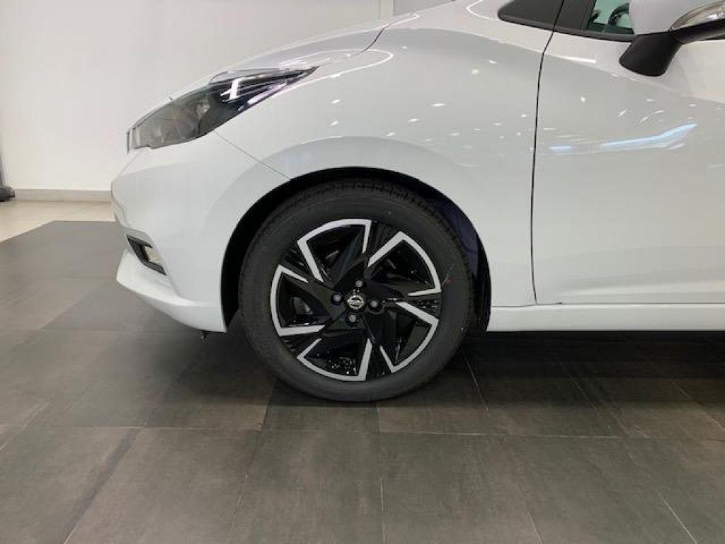 Nissan Micra IG-T 68 kW (92 CV) E6D-F Acenta