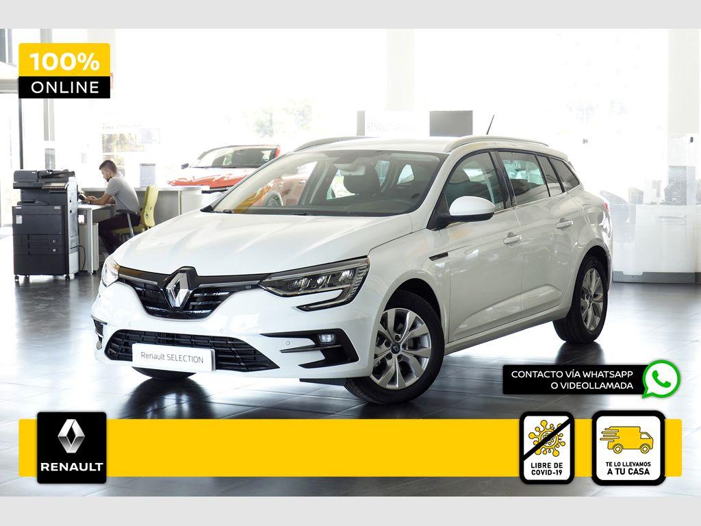 Renault Megane ST. Intens E-TECH H