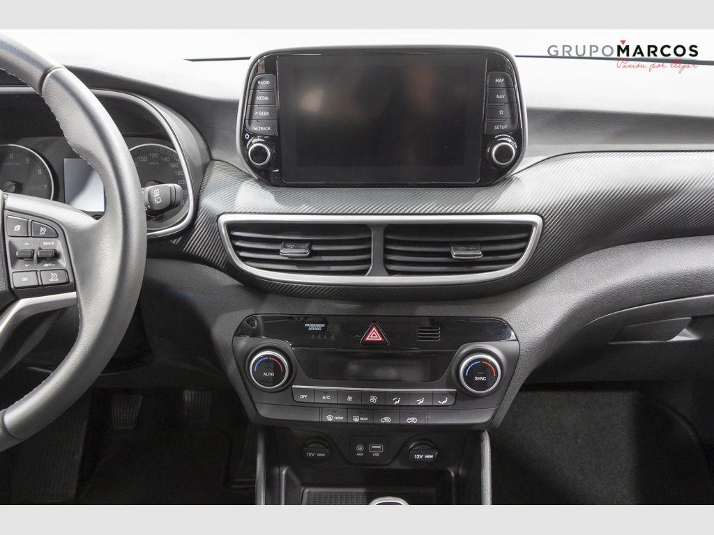 Hyundai Tucson 1.6 GDI 97kW (131CV) SLE 4X2