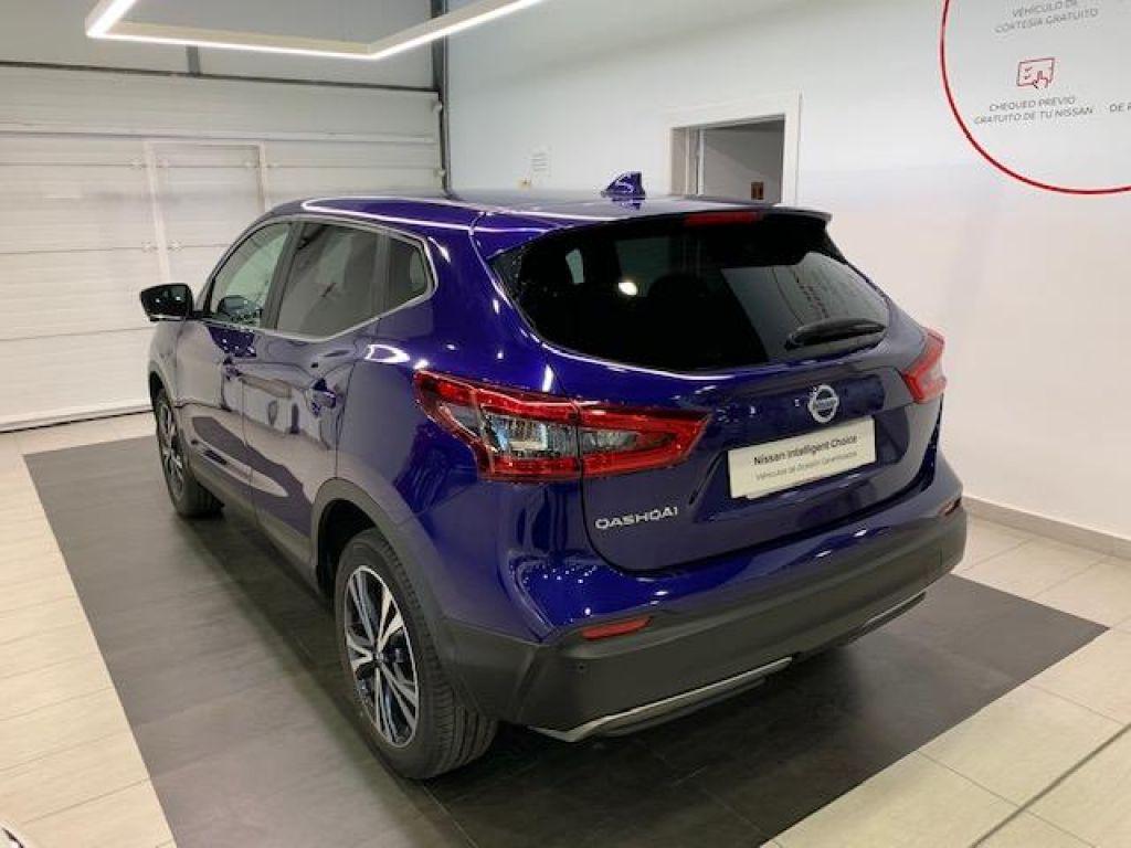 Nissan Qashqai DIG-T 117 kW (160 CV) E6D N-CONNECTA