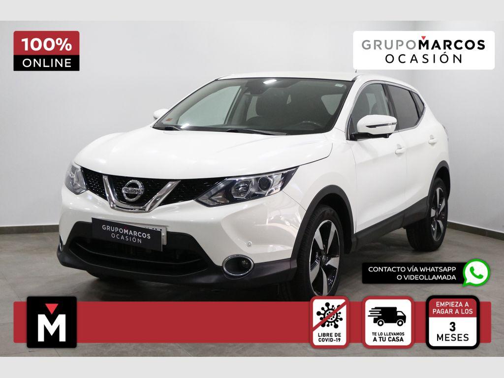 Nissan Qashqai 1.6dCi S&S 360 S 4x2 XTRONIC