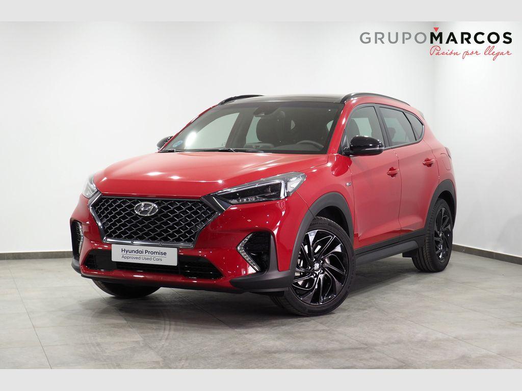Hyundai Tucson 1.6 CRDI 100kW 48V N-Line X DT 4X2