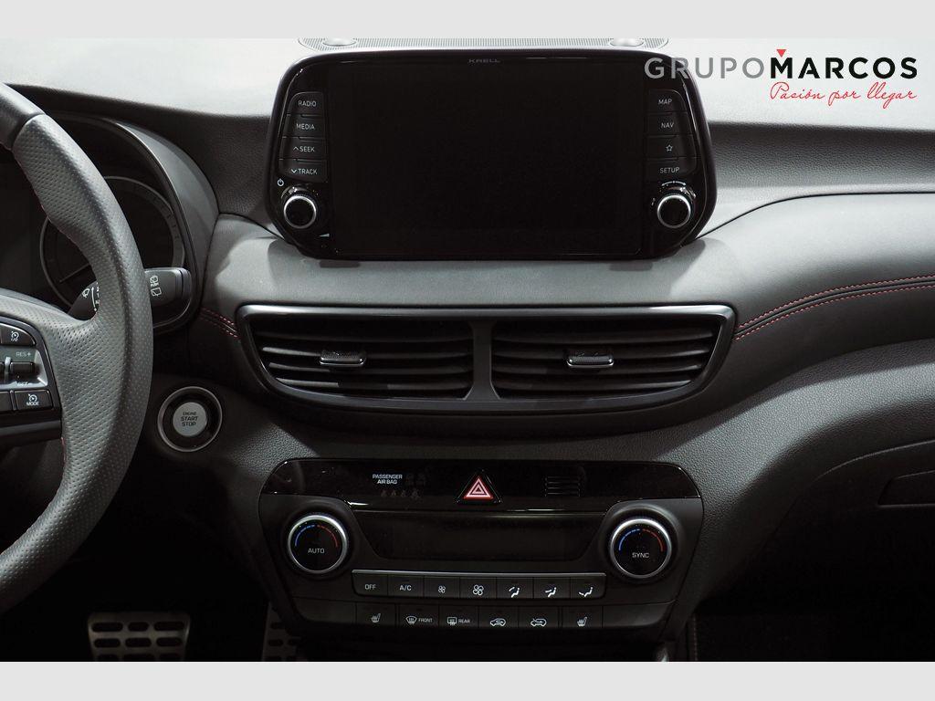 Hyundai Tucson 1.6 CRDI 100kW (136CV) 48V N-Line DT 4X2