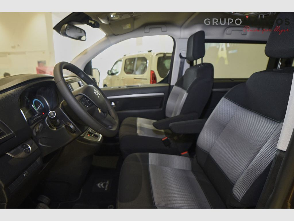 Citroen Spacetourer 50 KWH TALLA M FEEL AUTO