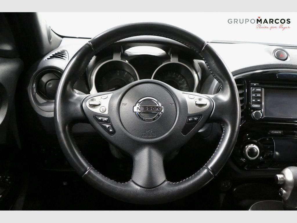 Nissan JUKE G E6D-Temp 83 kW (112 CV) CVT N-CONNECTA