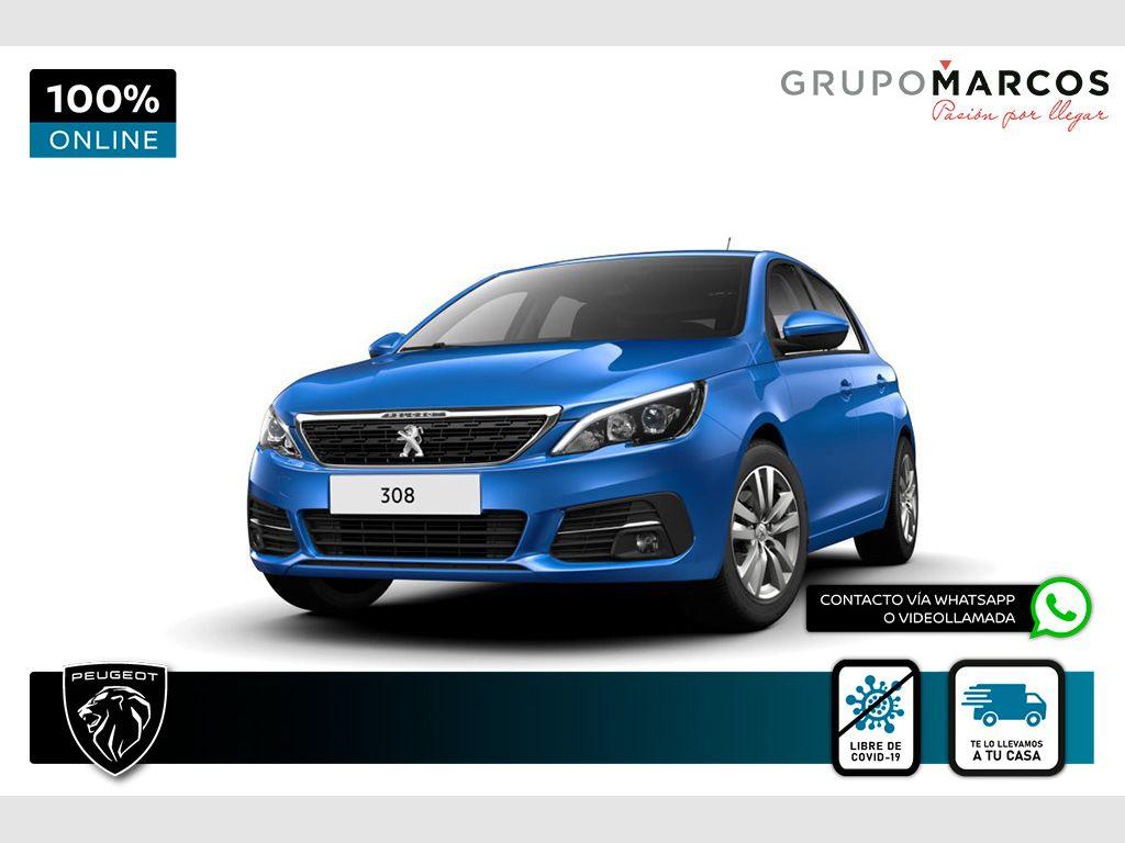 Peugeot 308 5P Active Pack BlueHDi 130 S&S MAN