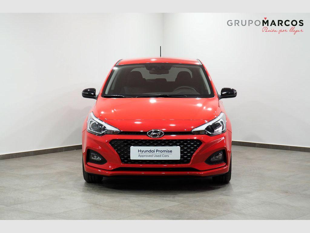 Hyundai i20 1.0 TGDI 74kW (100CV) Tecno