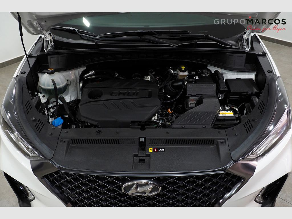 Hyundai Tucson 1.6 CRDI 100kW (136CV) 48V N-Line 4X2