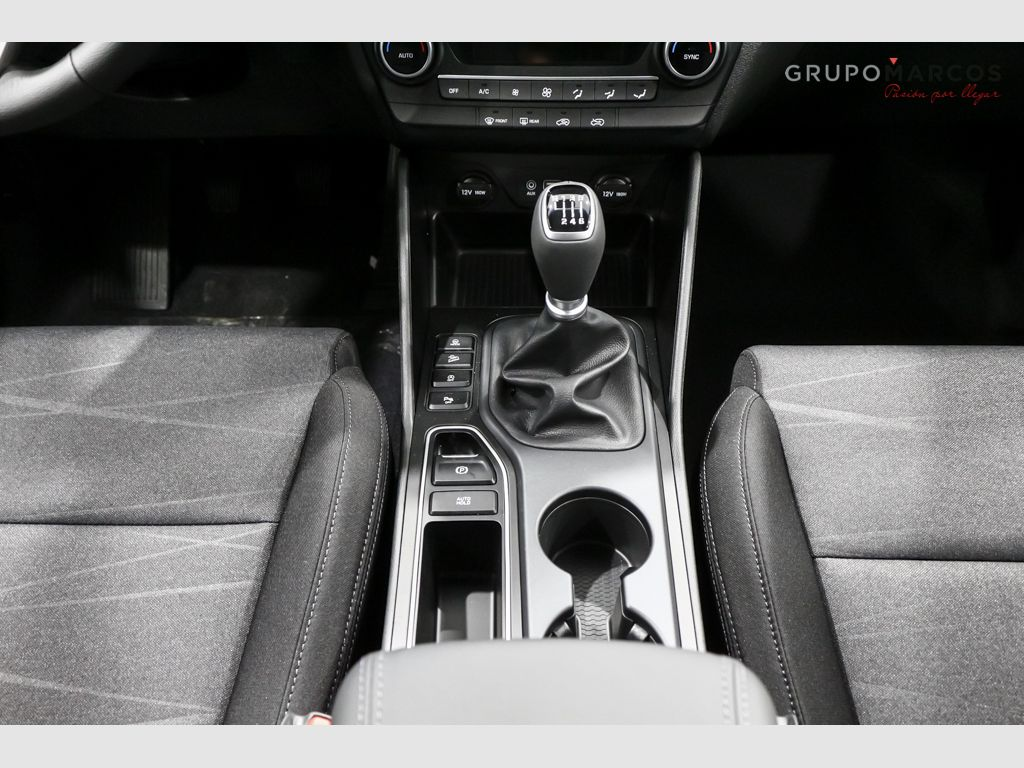 Hyundai Tucson 1.6 CRDI 85kW (116CV) 48V SLE 4X2
