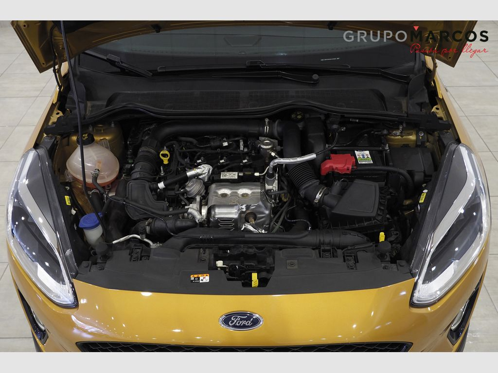 Ford Fiesta 1.0 EcoBoost 74kW Active S/S 5p