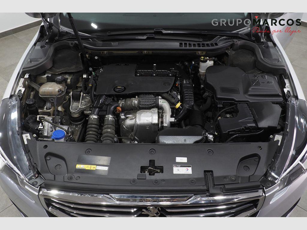 Peugeot 508 Active 1.6 BlueHDi 88KW (120CV)
