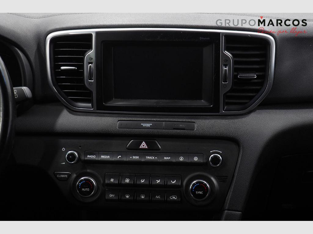 Kia Sportage 1.7 CRDi VGT 104kW Drive DCT 4x2 Eco-Dyn
