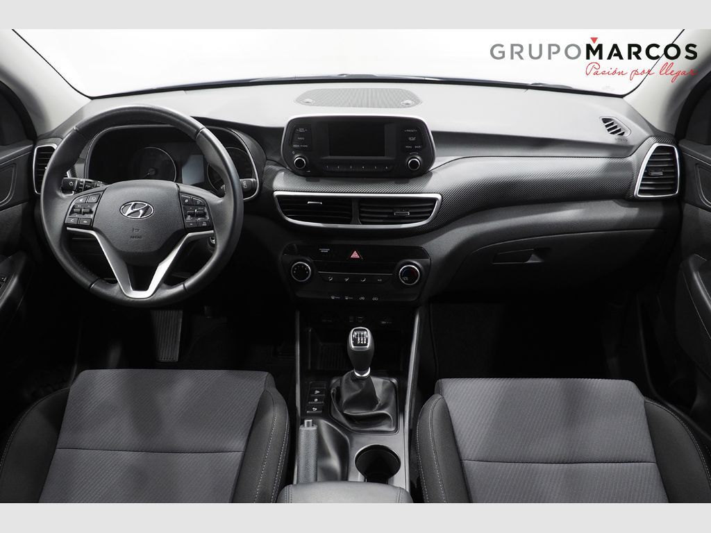 Hyundai Tucson 1.6 GDI 97kW (131CV) Essence BE 4X2