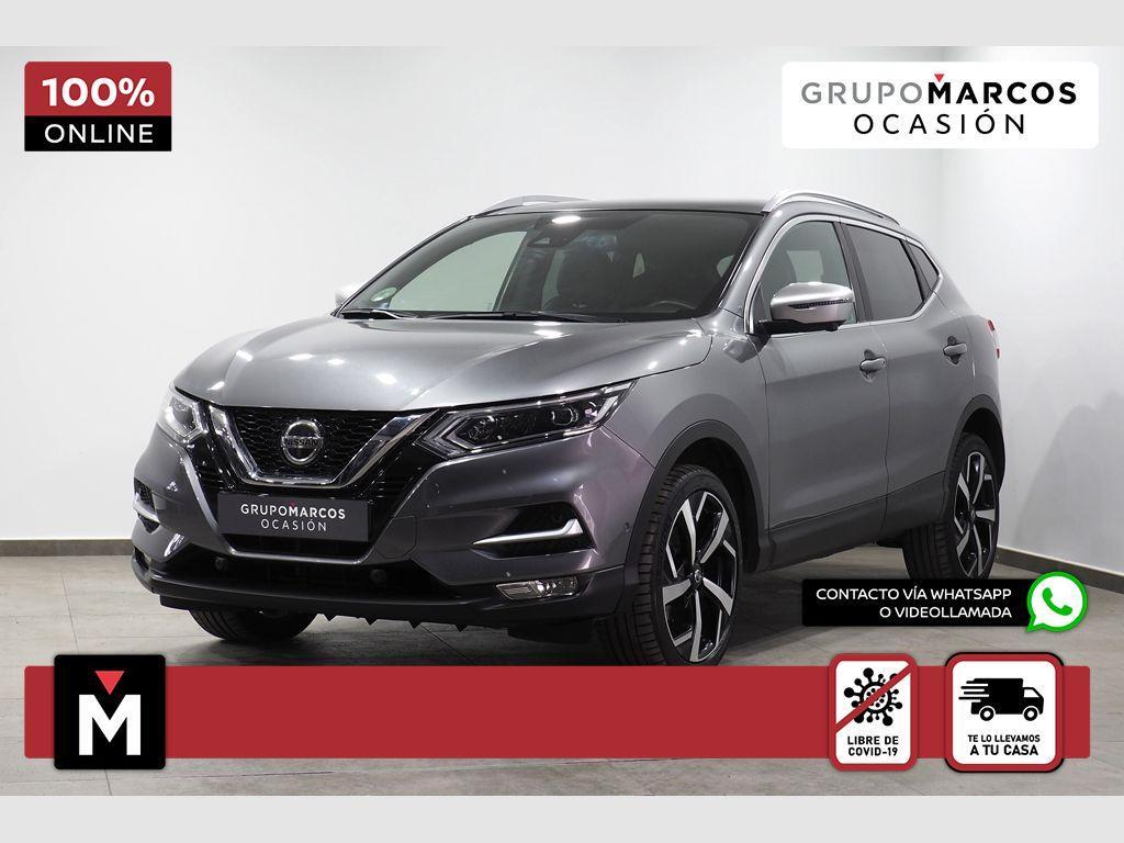 Nissan Qashqai dCi 96 kW (130 CV) XTRONIC TEKNA+