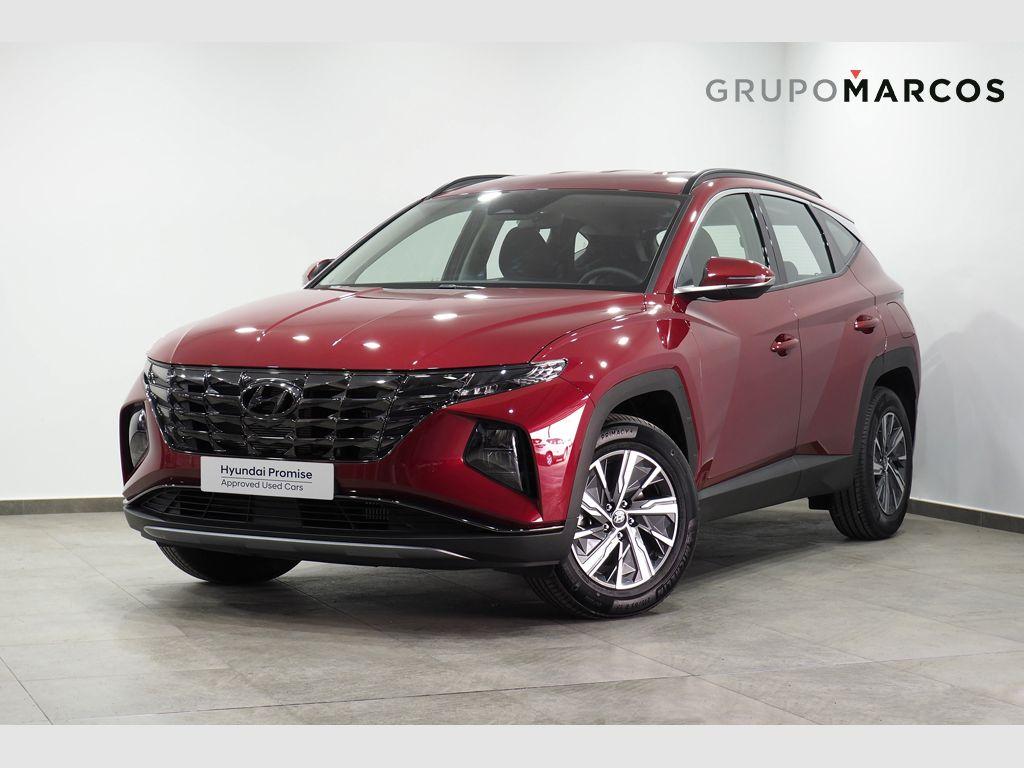 Hyundai Tucson 1.6 TGDI 110kW (150CV) Maxx
