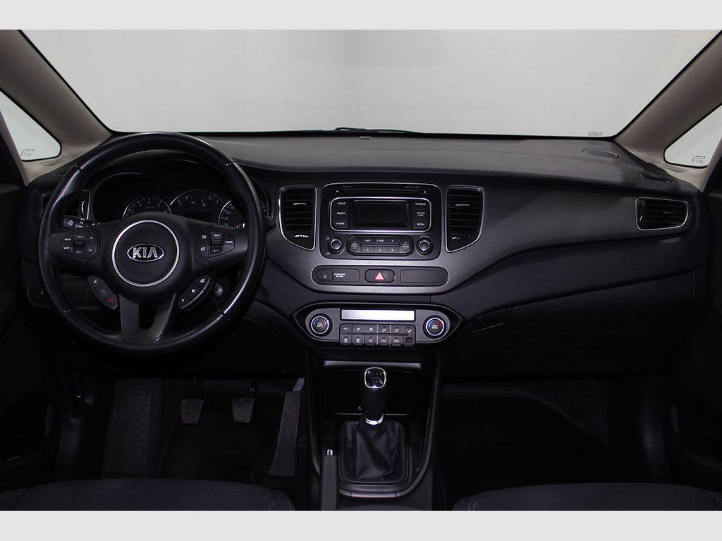 Kia Carens 1.6 GDi 99kW (135CV) Concept