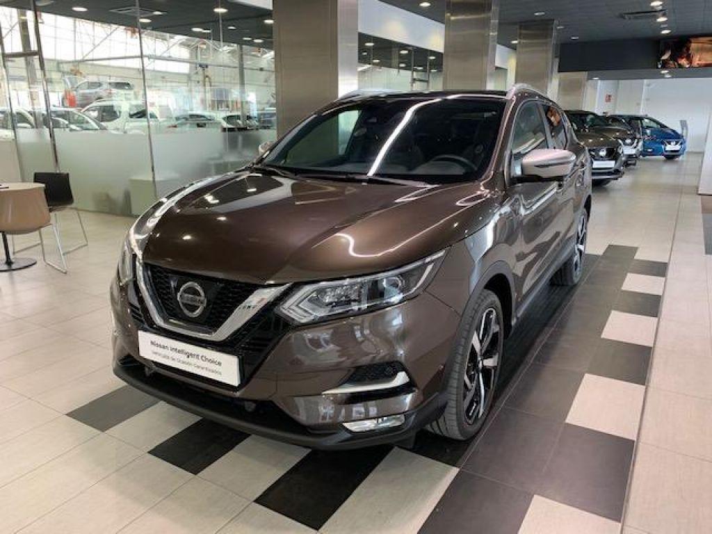 Nissan Qashqai QASHQAI 1.6 DCI 130 CV  TEKNA+ CVT SISTEMA BOSE 5P