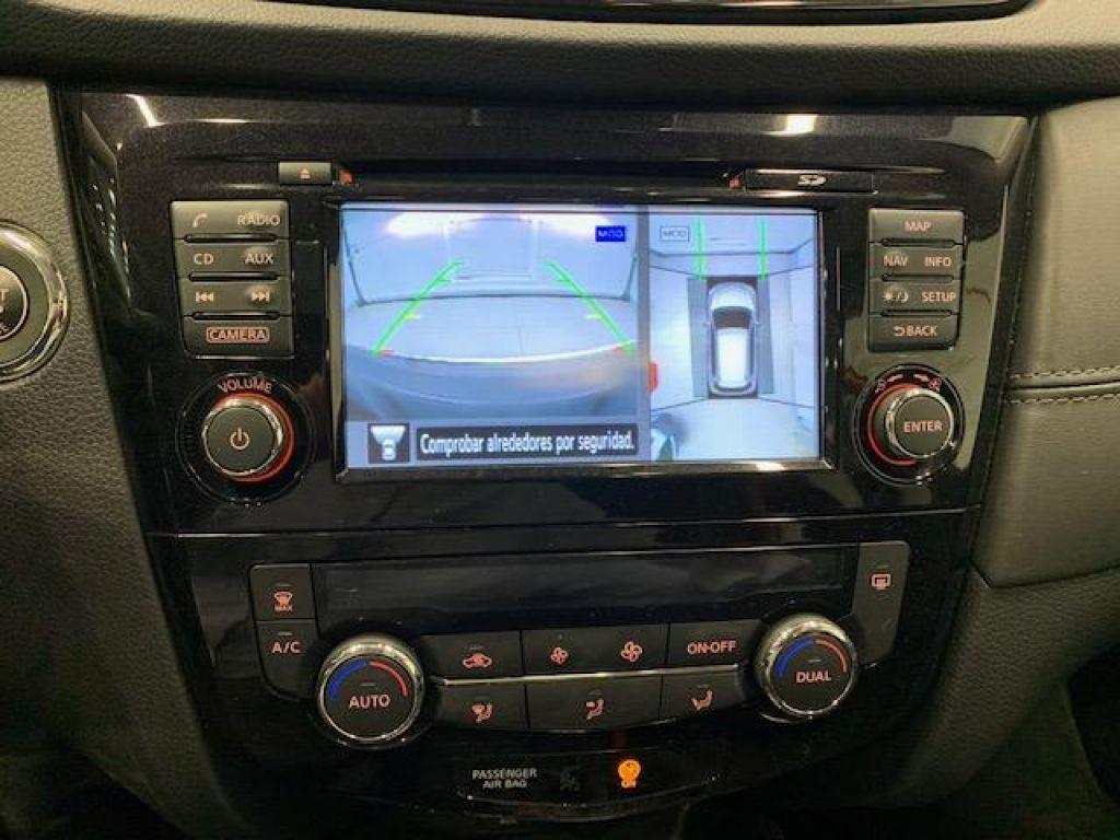 Nissan X-Trail 5P dCi 110 kW (150 CV) E6D XTR. N-CONNE.
