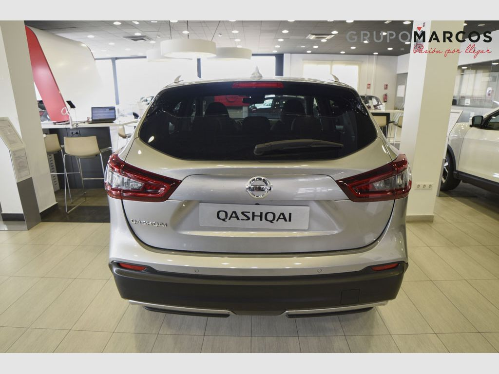 Nissan Qashqai dCi 85 kW (115 CV) E6D DCT N-CONNECTA