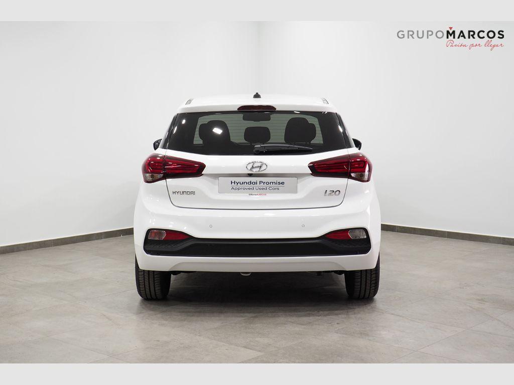 Hyundai i20 1.0 TGDI 74kW (100CV) Tecno LE DT
