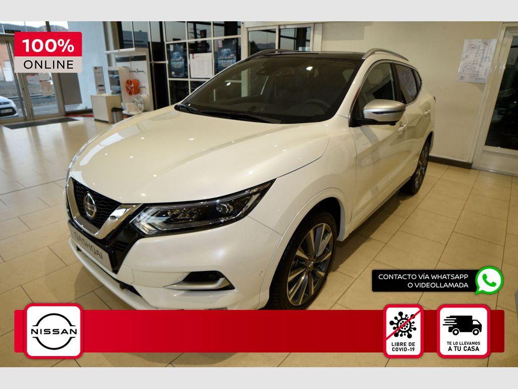 Nissan Qashqai dCi 85 kW (115 CV) E6D TEKNA+