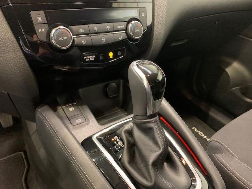 Nissan Qashqai DIG-T 117 kW (160 CV) E6D DCT N-CONNECTA