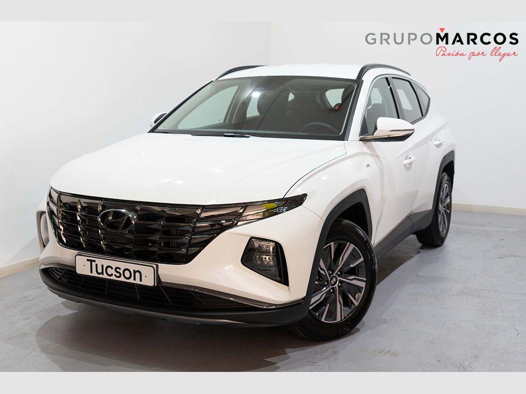 Hyundai Tucson 1.6 CRDI 85kW (115CV) Maxx