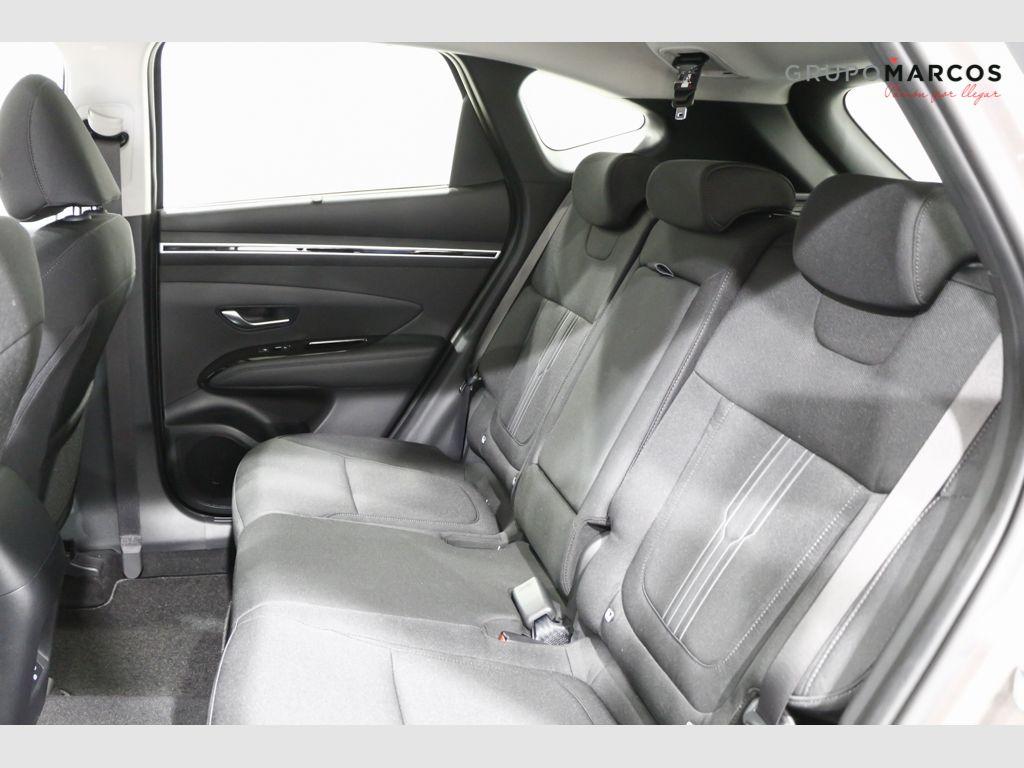 Hyundai Tucson 1.6 CRDI 100kW (136CV) 48V Tecno DCT 2C