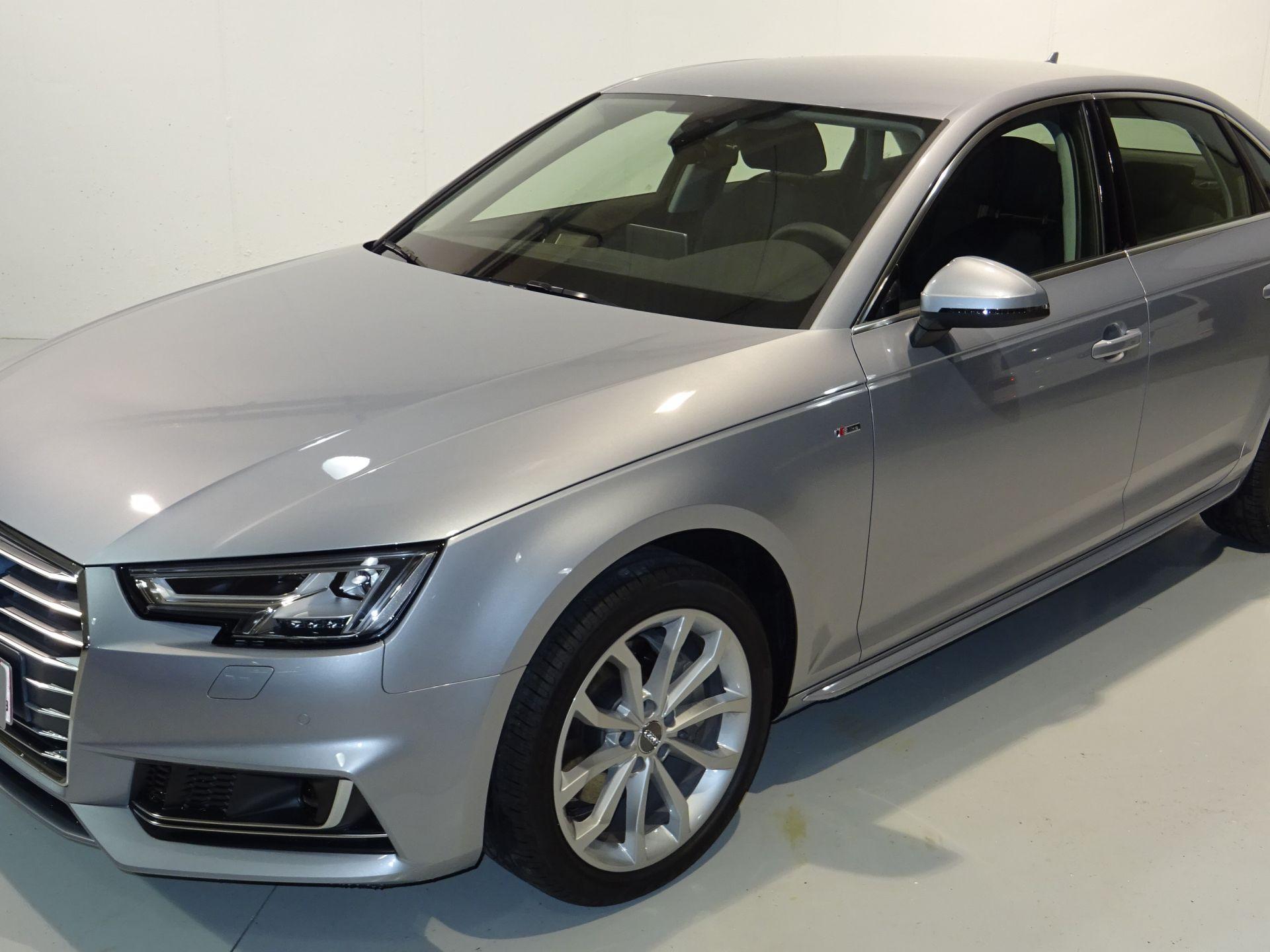 Audi A4 S line ed 2.0 TDI 140kW (190CV) S tronic
