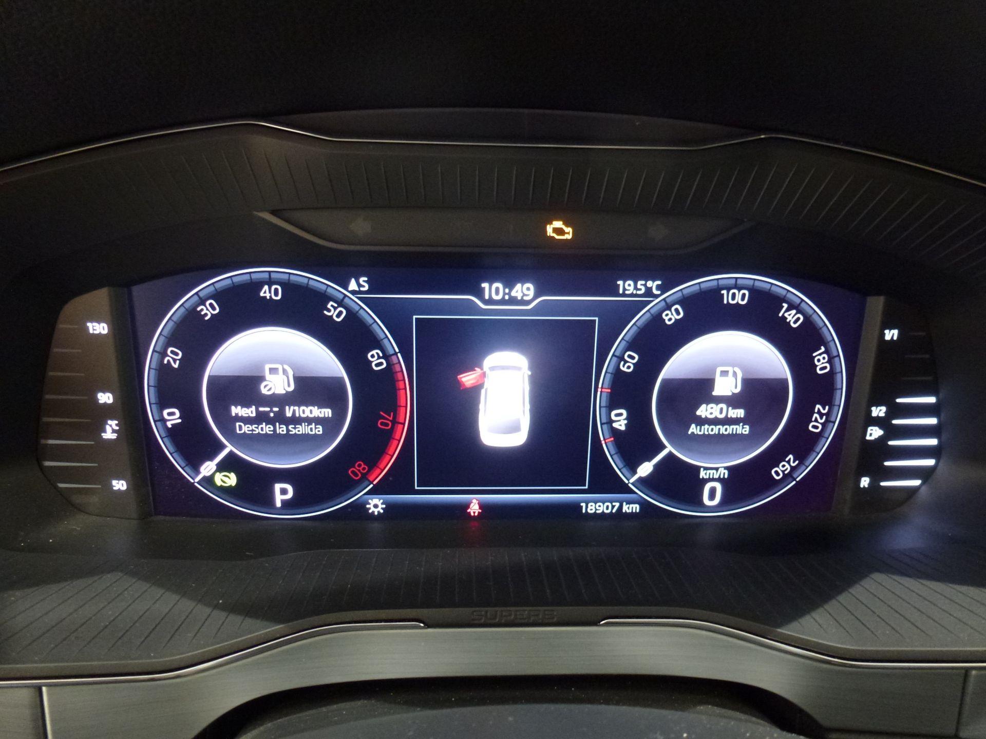 Skoda Superb Combi 1.5 TSI 110kW (150CV) DSG Ambition