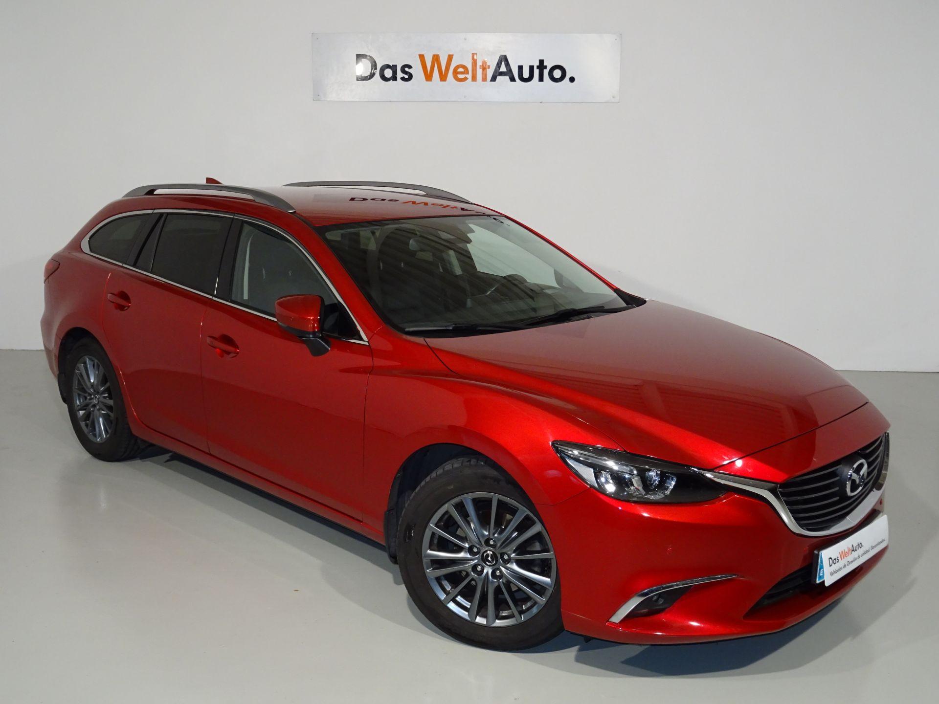 Mazda 6 2.2 SKYACTIVE-D (150CV) Evolution WGN