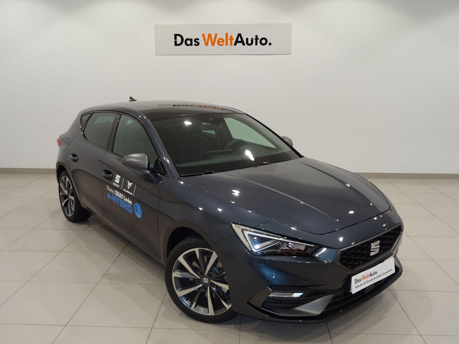 SEAT Nuevo León 1.4 e-Hybrid DSG-6 S&S FR Go XL
