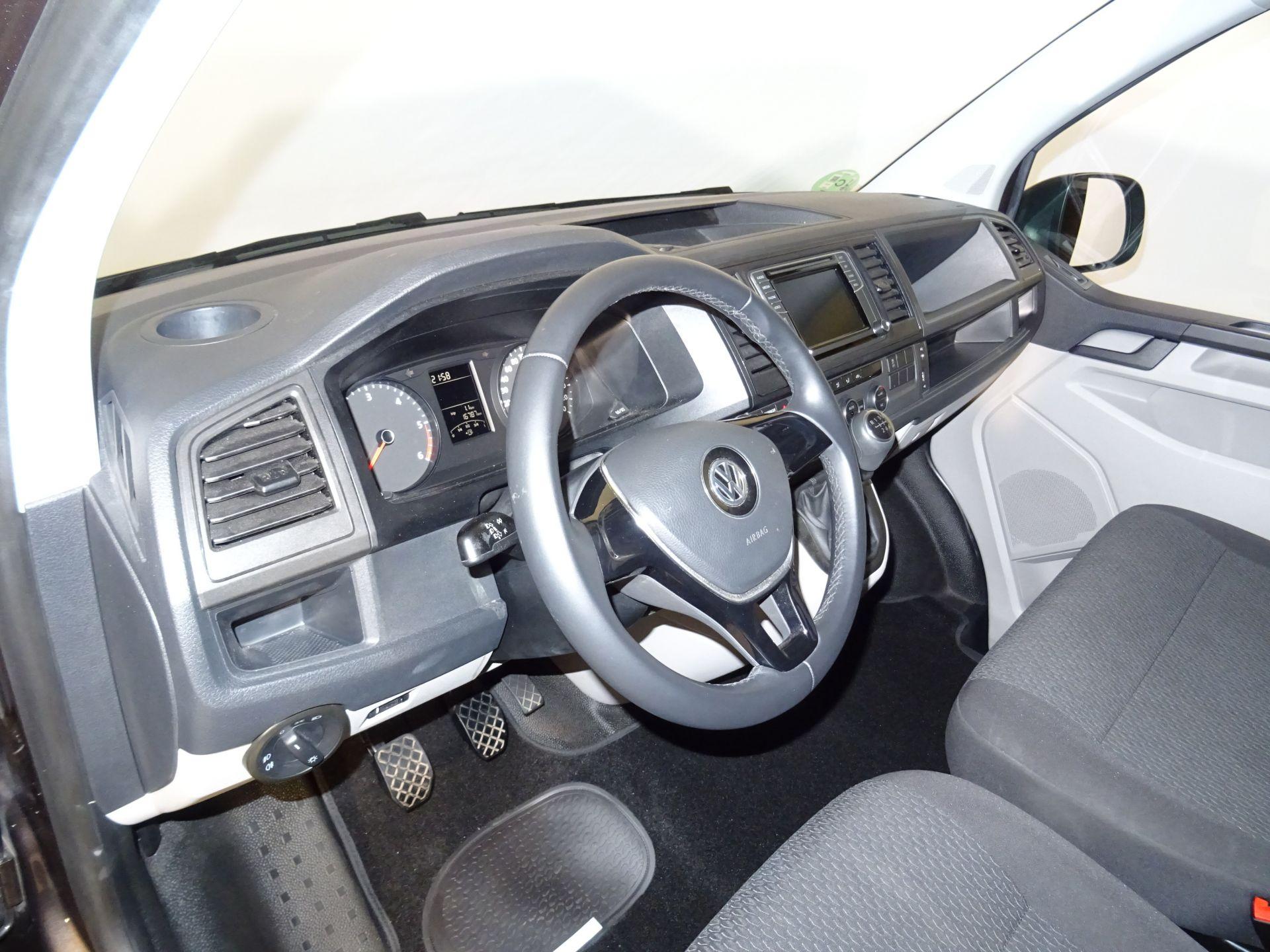 Volkswagen Caravelle TRENDLINE 2.0 TDI 150cv BMT MIXTA CAMPERIZADA!
