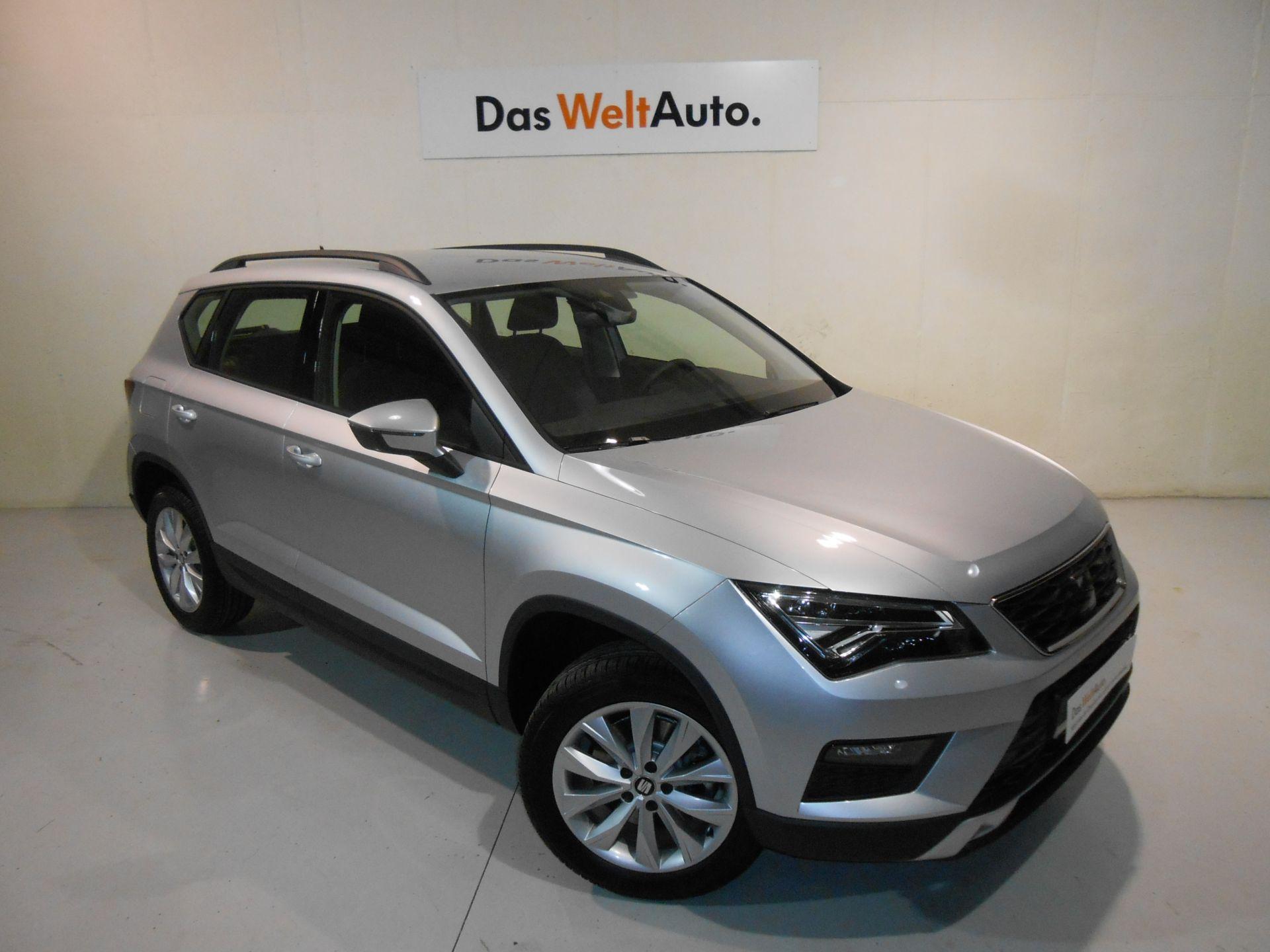 SEAT Ateca 1.5 TSI 110kW St&Sp Style Edition Nav