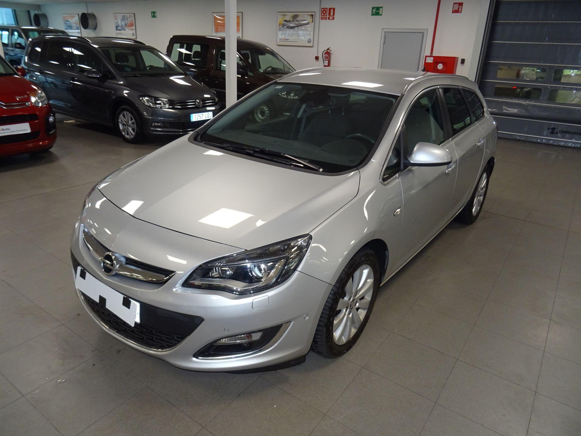Opel Astra 1.7 ecoFlex S/S 130 CV Excellence