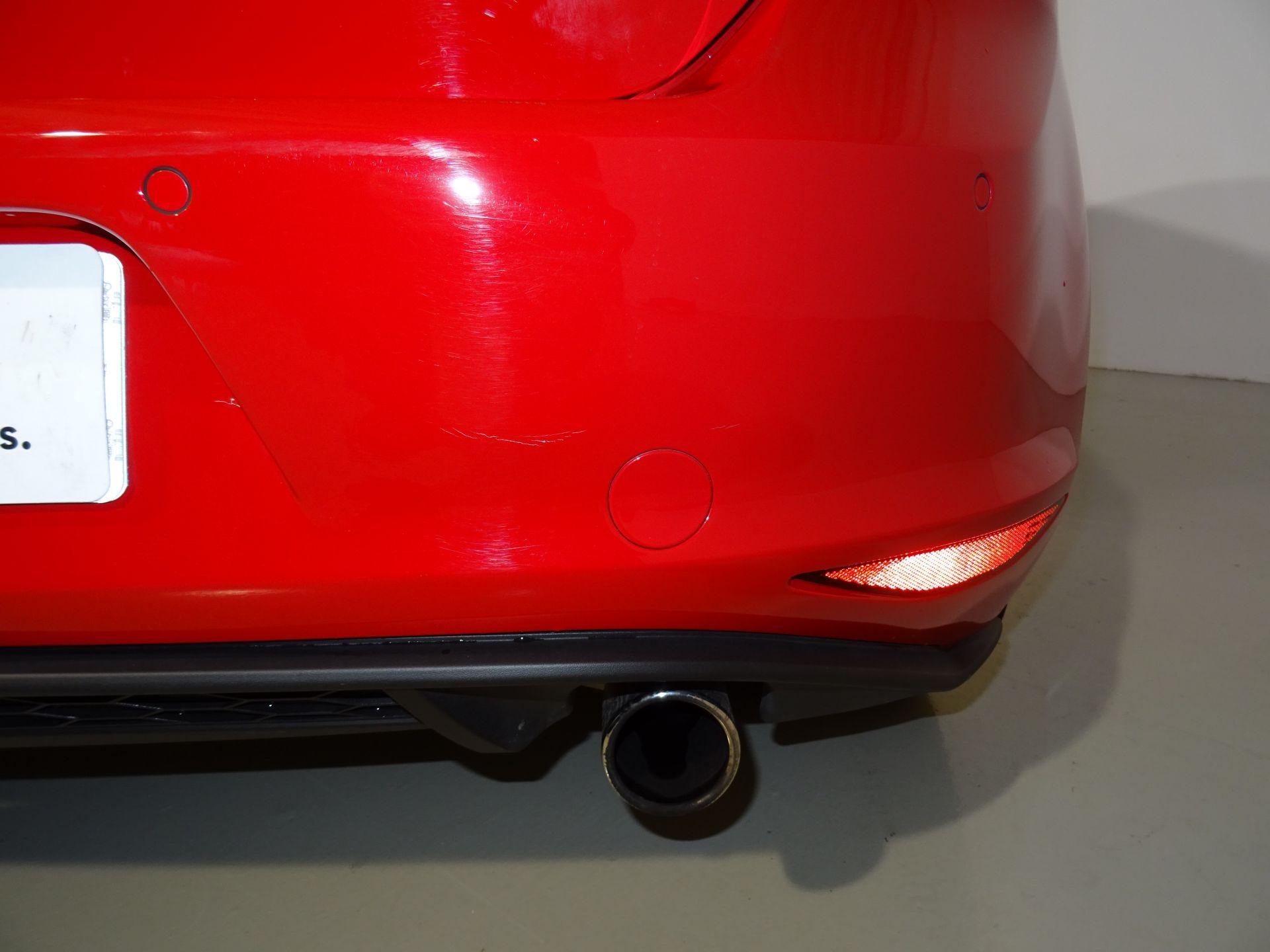 Volkswagen Golf GTI 2.0 TSI DSG BMT