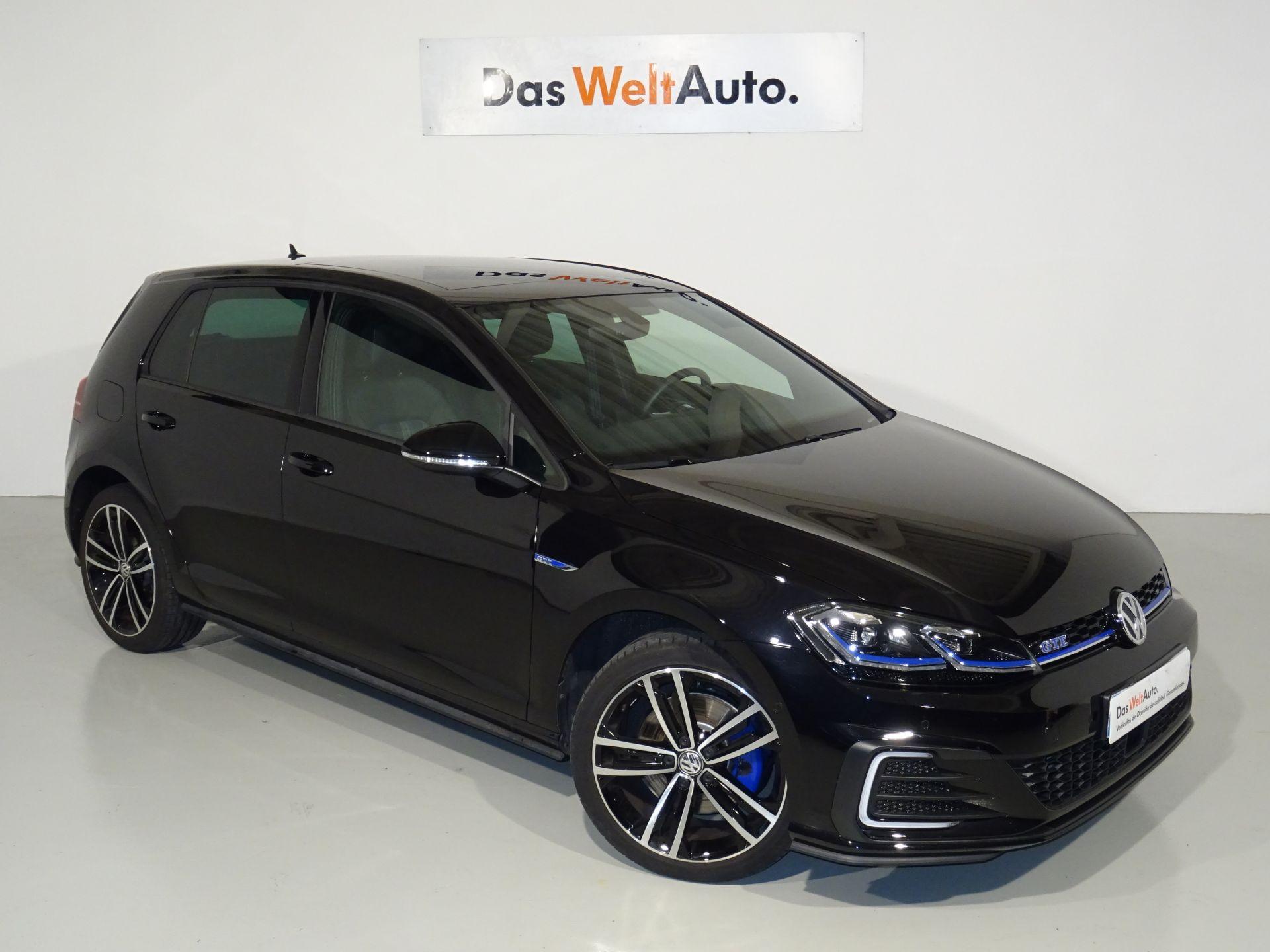 Volkswagen Golf GTE 1.4 TSI e-Power 150kW (204CV) DSG