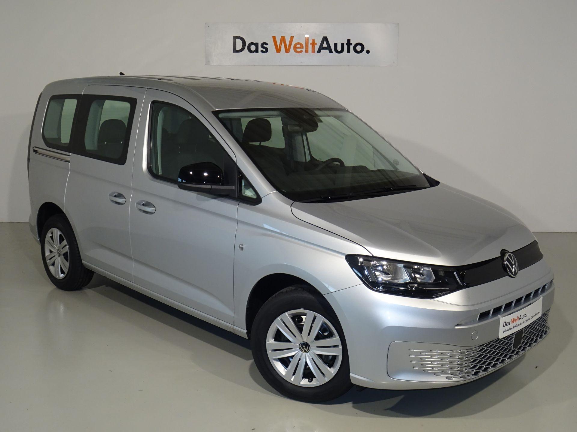 Volkswagen Caddy Origin 2.0 TDI 75kW (102CV)