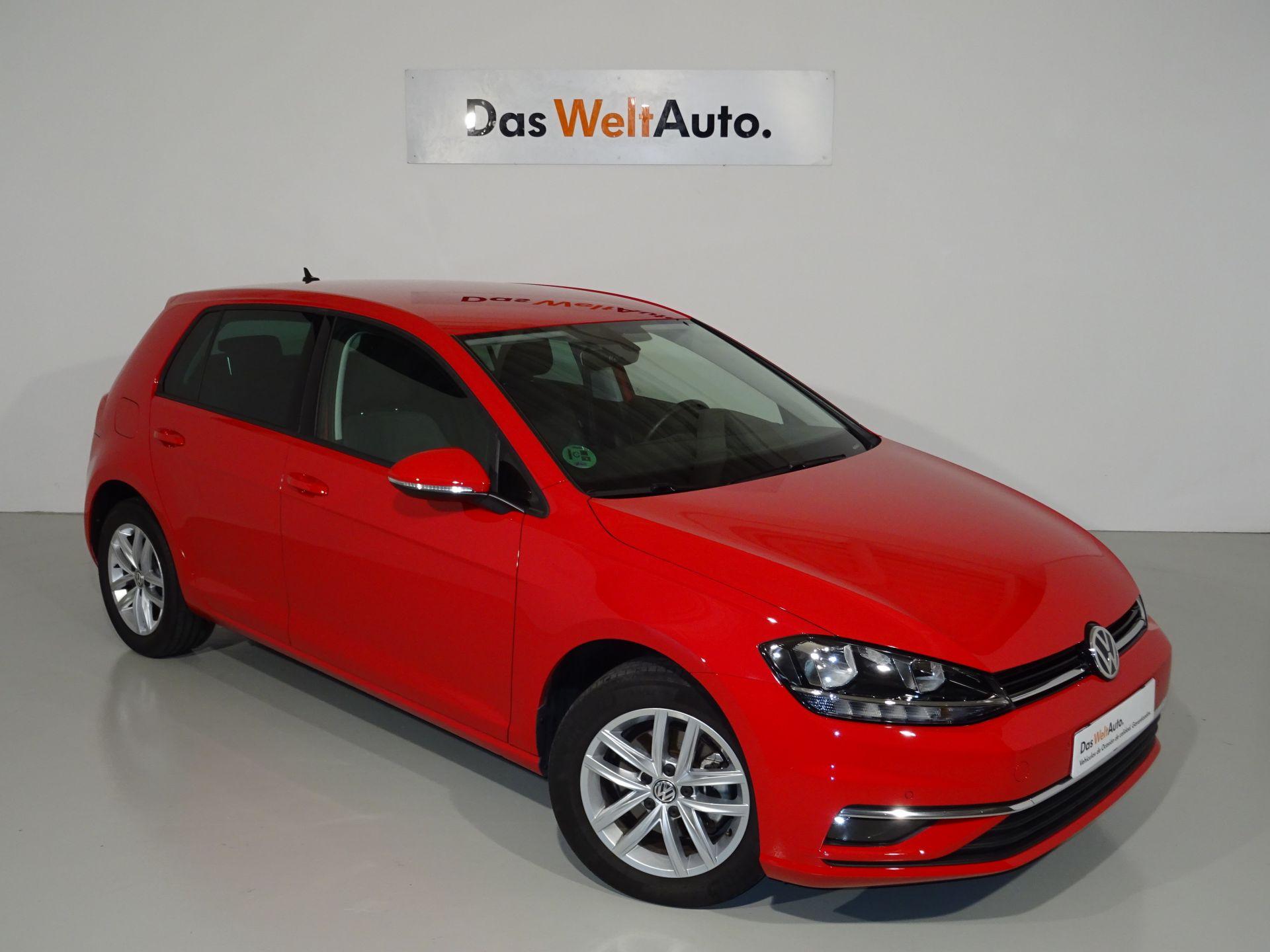 Volkswagen Golf Advance 1.6 TDI 85kW (115CV) DSG