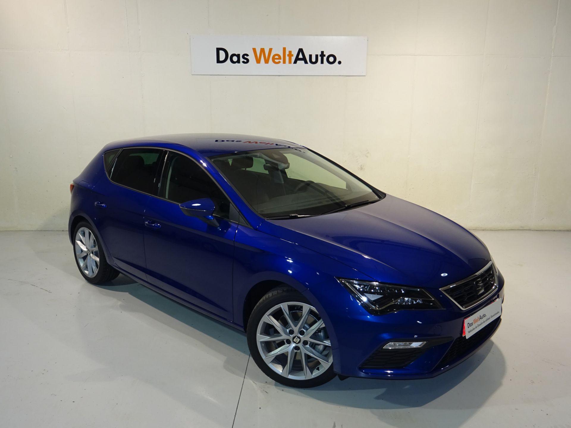SEAT Leon 1.5 TSI 110kW (150CV) S&S FR Fast Ed